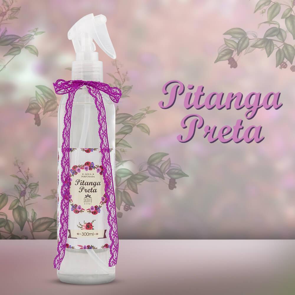 Água Perfumada Pitanga Preta 300ml