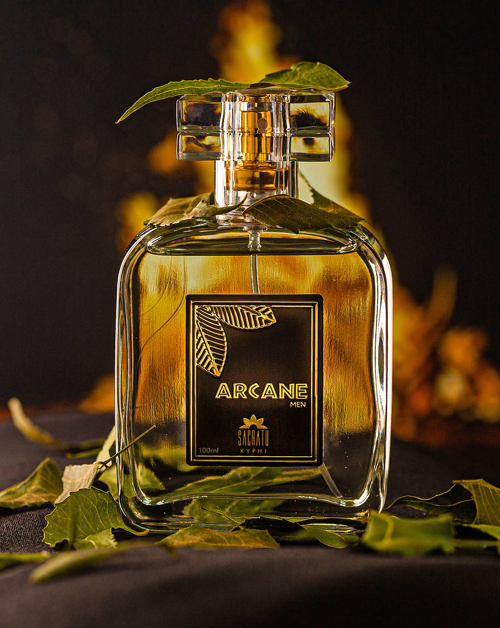 ARCANE Inspirado em Wanted by Azzaro