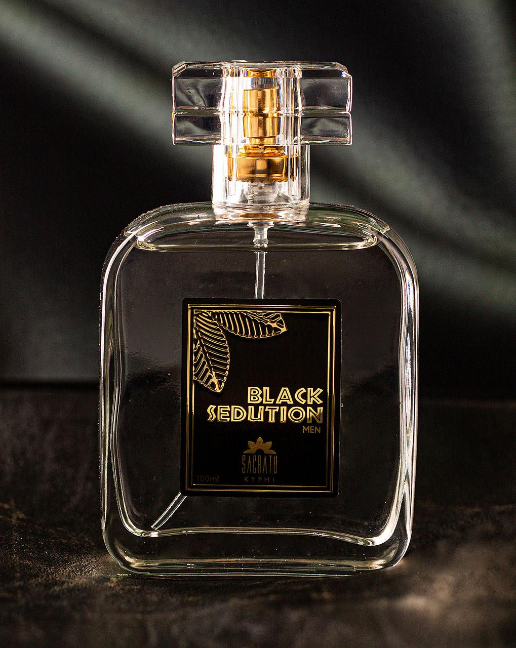 BLACK SEDUTION Inspirado em Armani Code by Giorgio Armani