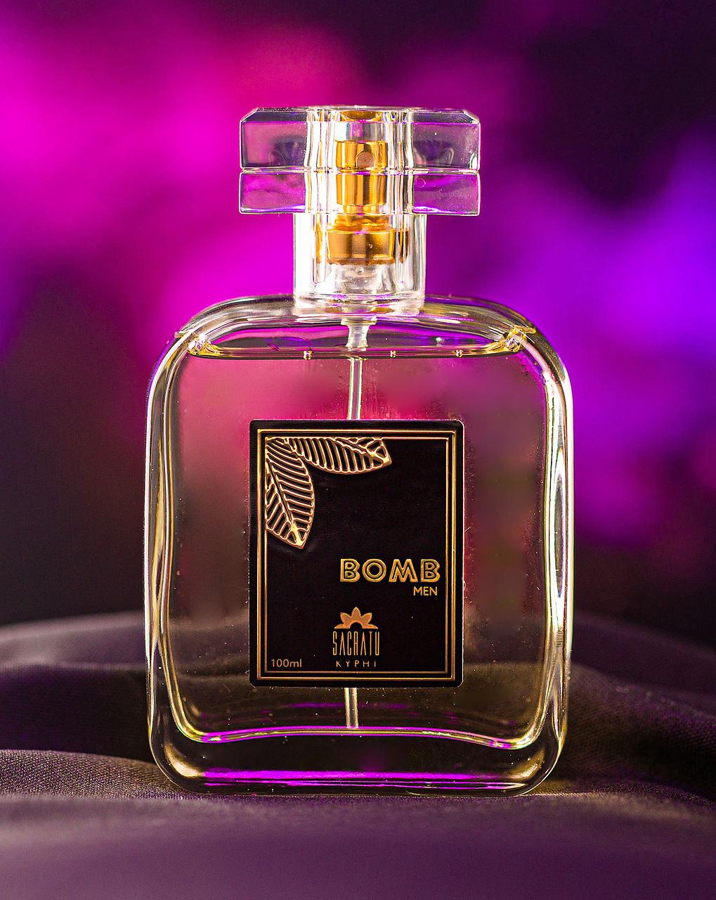 BOMB Inspirado em Armani Code Absolu by Giorgio Armani