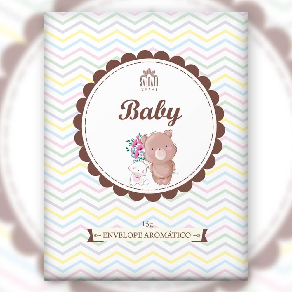 Envelope Aromático Baby