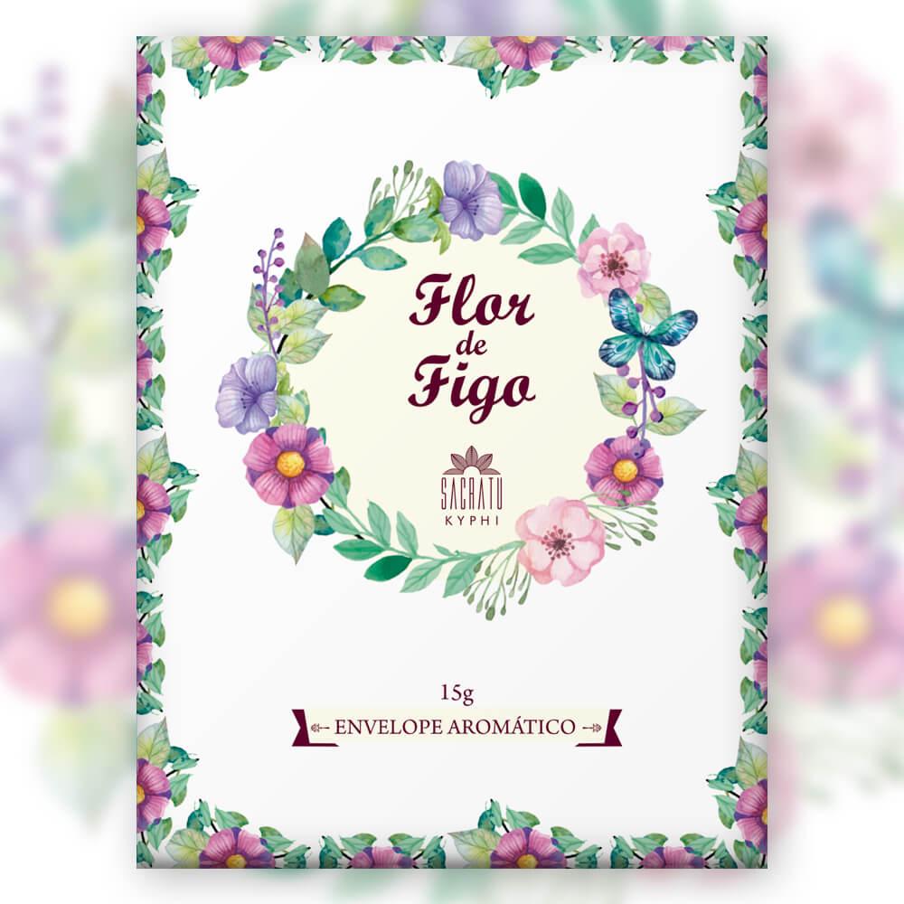 Envelope Aromático de Flor de Figo