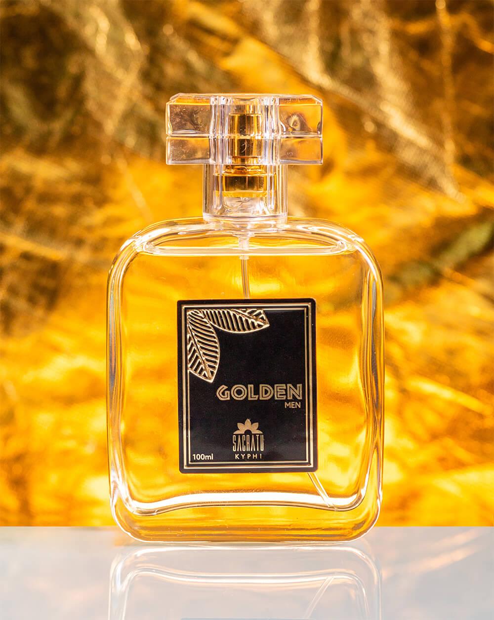 GOLDEN Inspirado em One Million by Paco Rabanne