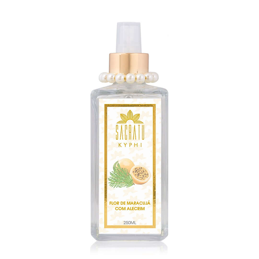 Home Spray Flor de Maracujá e Alecrim 250ml