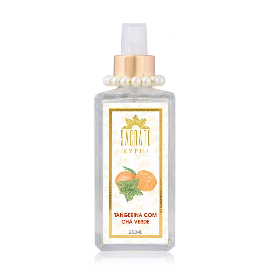 Home Spray Tangerina e Chá Verde 250ml