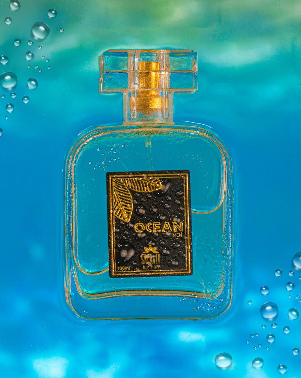 OCEAN Inspirado em  Bvlgari Aqva Pour Homme by Bvlgari