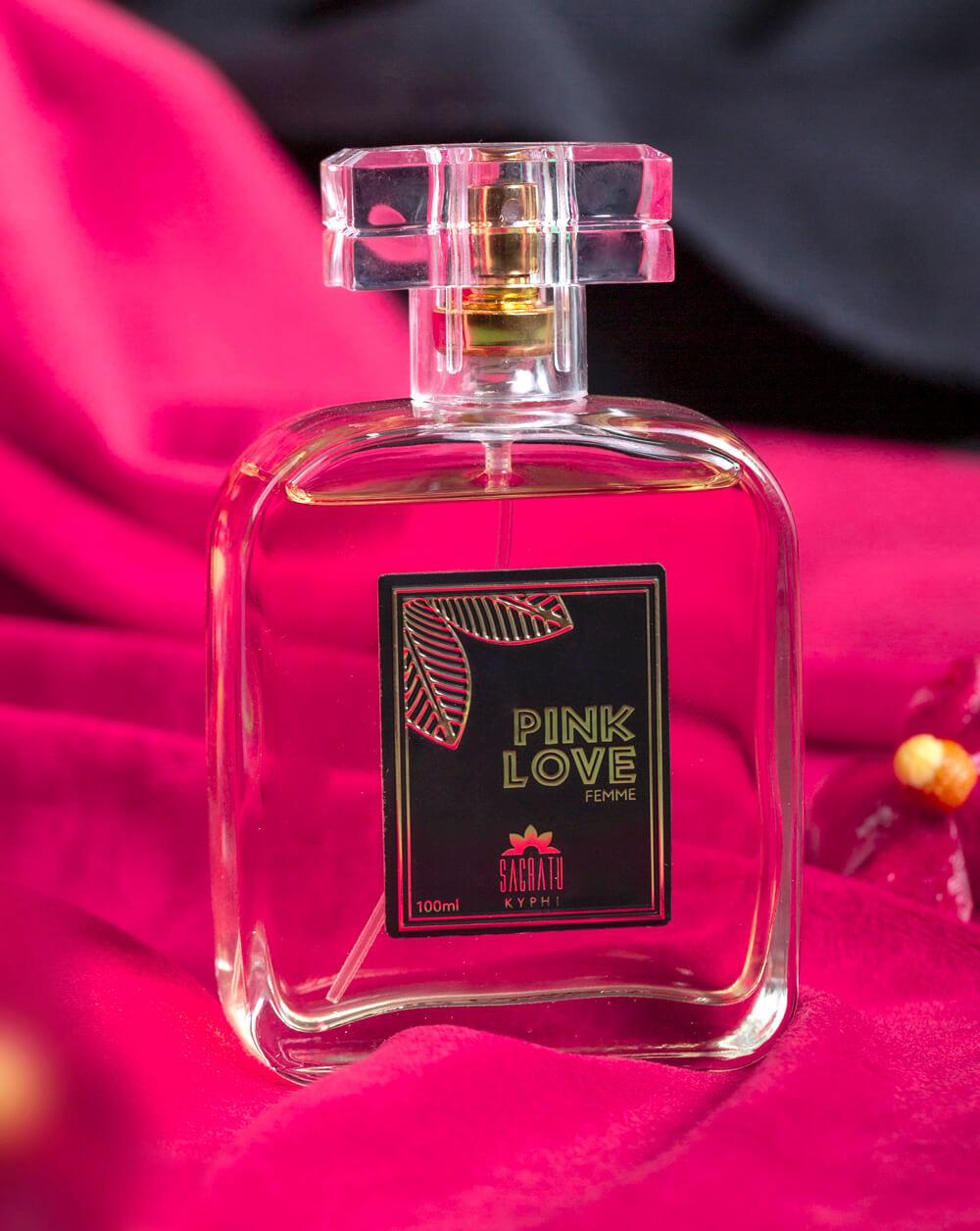 PINK LOVE inspirado em Good Girl Fantastic Pink by Carolina Herrera