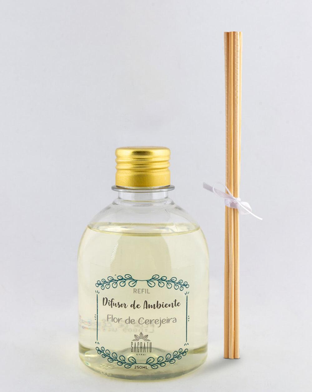 Refil para Difusor de Ambiente Flor de Cerejeira 250ml
