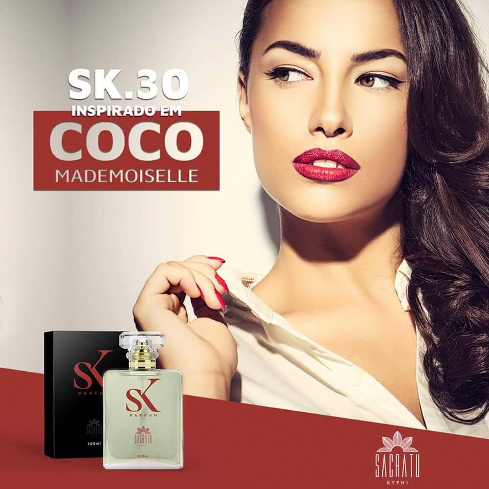 SK 30 Inspirado no Coco Mademoiselle by Chanel