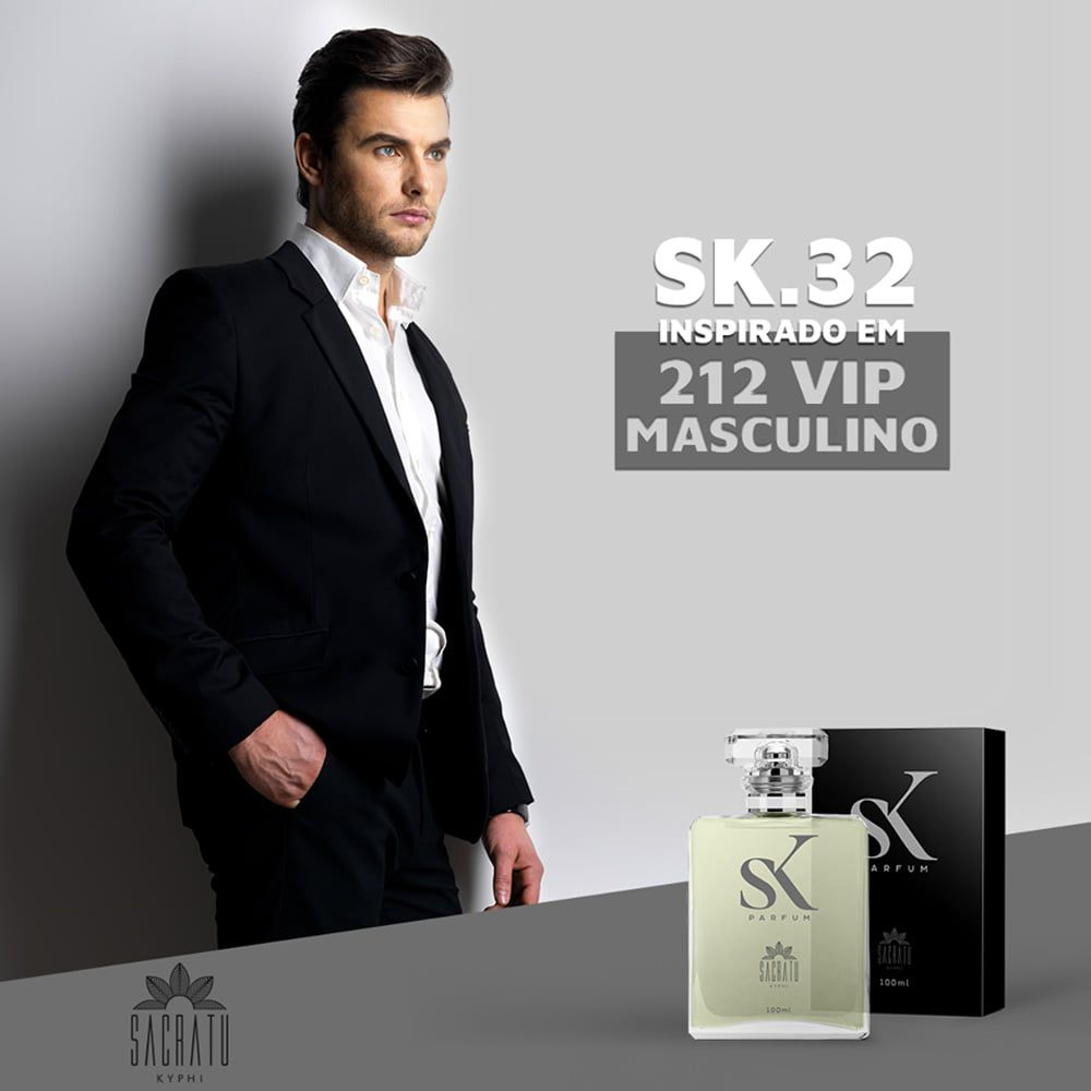 SK 32 - Inspirado no VIP by Carolina Herrera