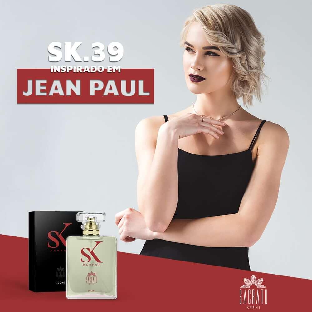 SK 39 Inspirado no Jean Paul by Jean Paul