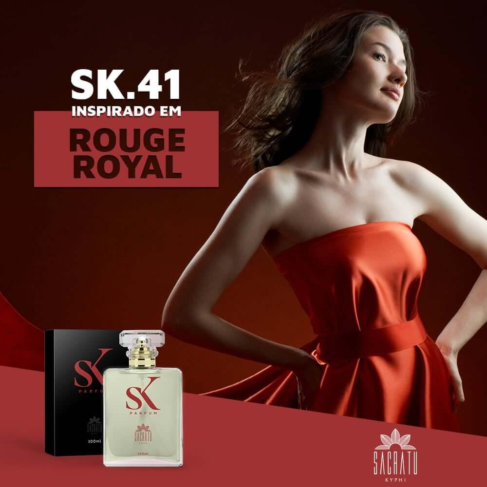 SK 41 Inspirado no Rouge Royal by Marina de Bourbon