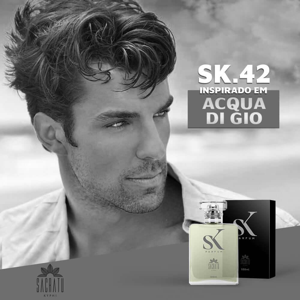 SK 42 Inspirado no Acqua Di Gio by Armani