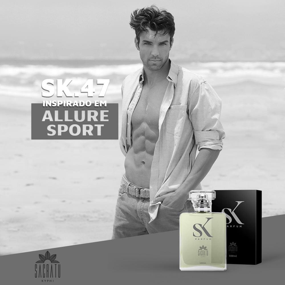SK 47 Inspirado no Allure Sport by Chanel