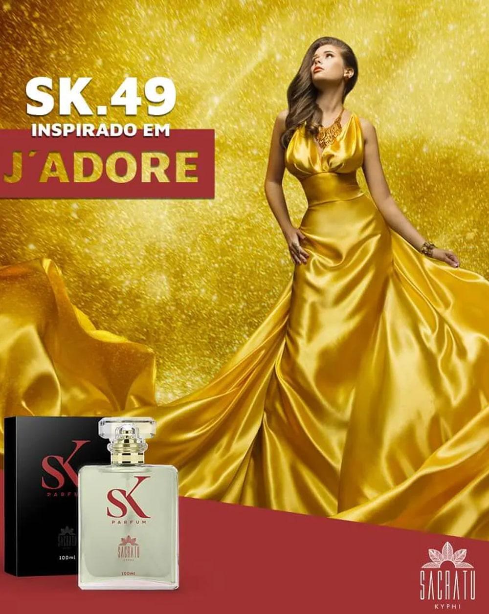 SK 49 Inspirado no J Adore by Dior