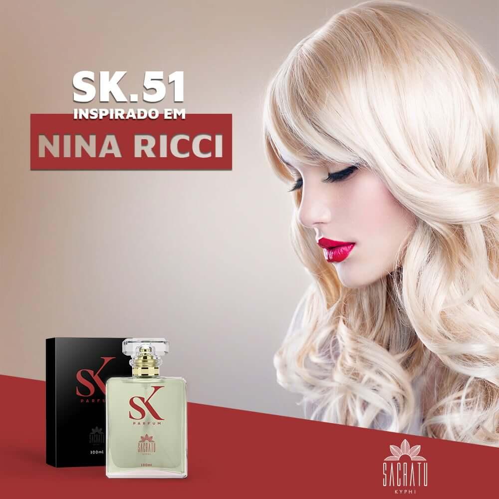 SK 51 Inspirado no Nina by Nina Ricci