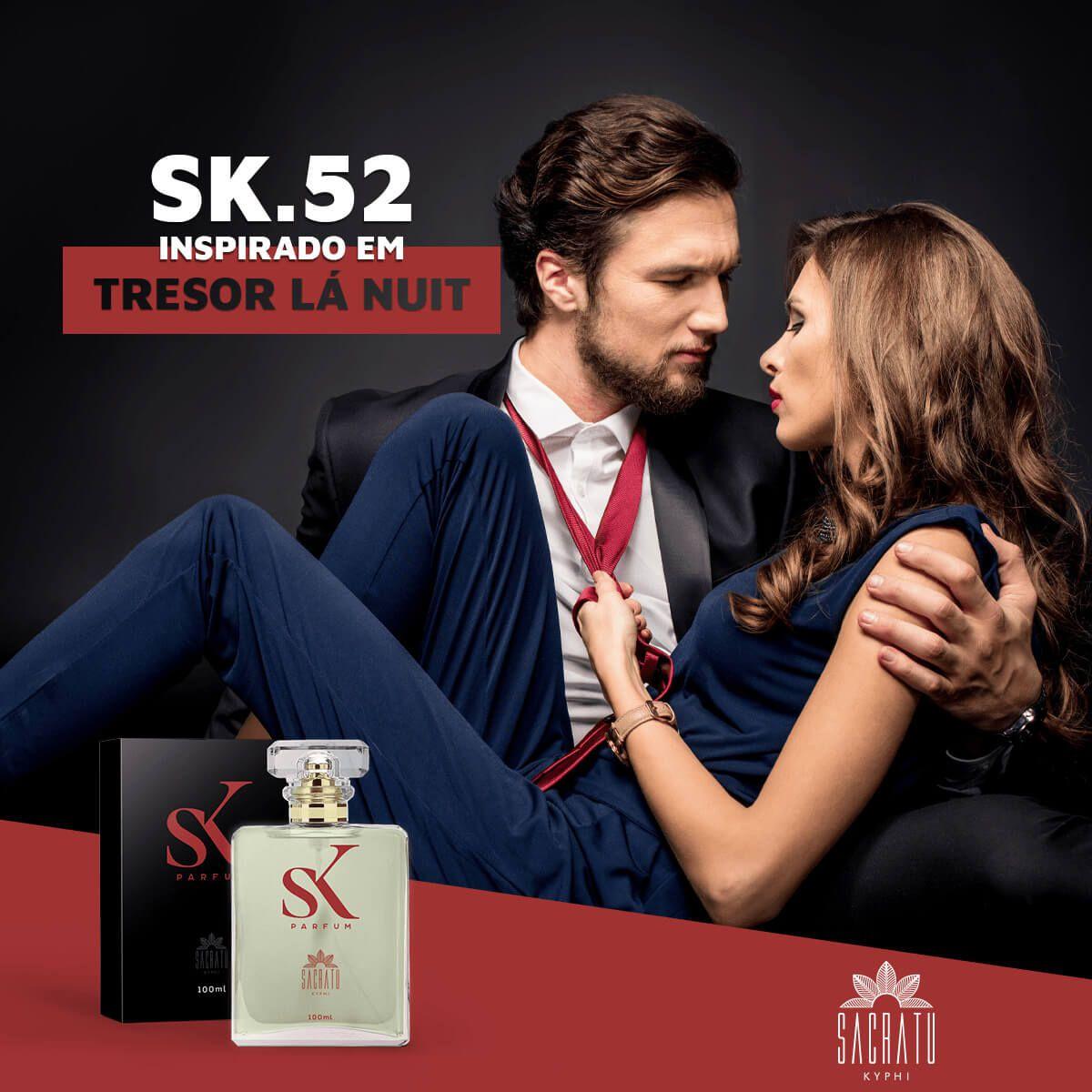 SK 52 Inspirado no Tresor La Nuit by Lancome Paris