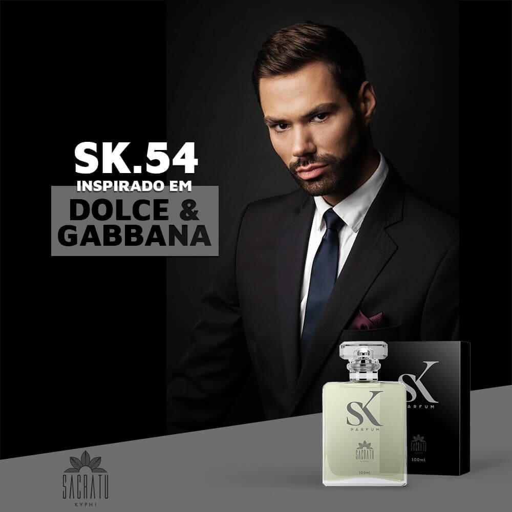 SK 54 - Inspirado no Dolce & Gabbana by Dolce & Gabbana