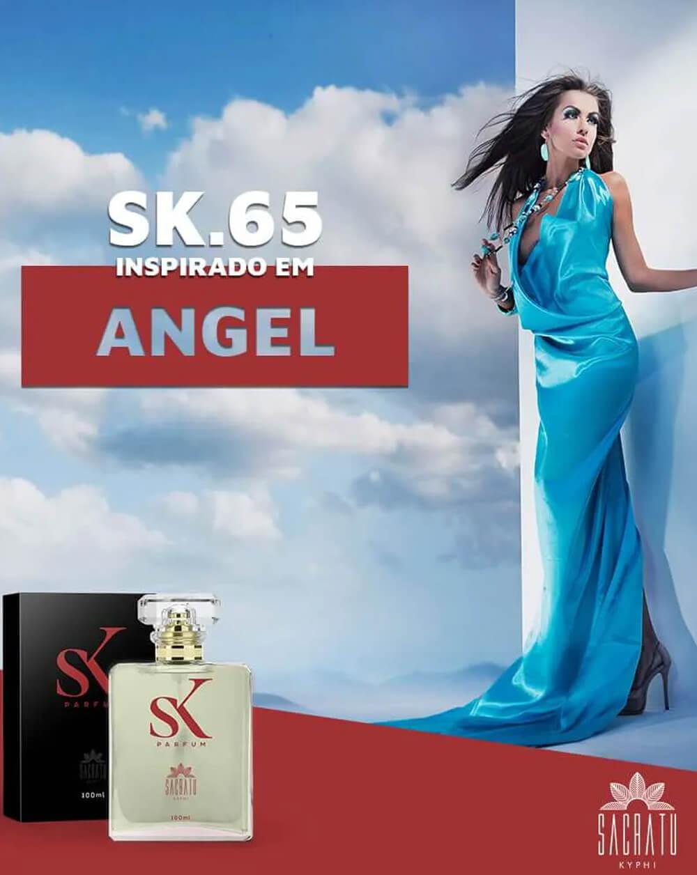 SK 65 Inspirado no Angel by Thierry Mugler
