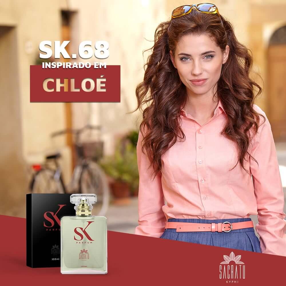 SK 68 Inspirado no Chloe by Chloe