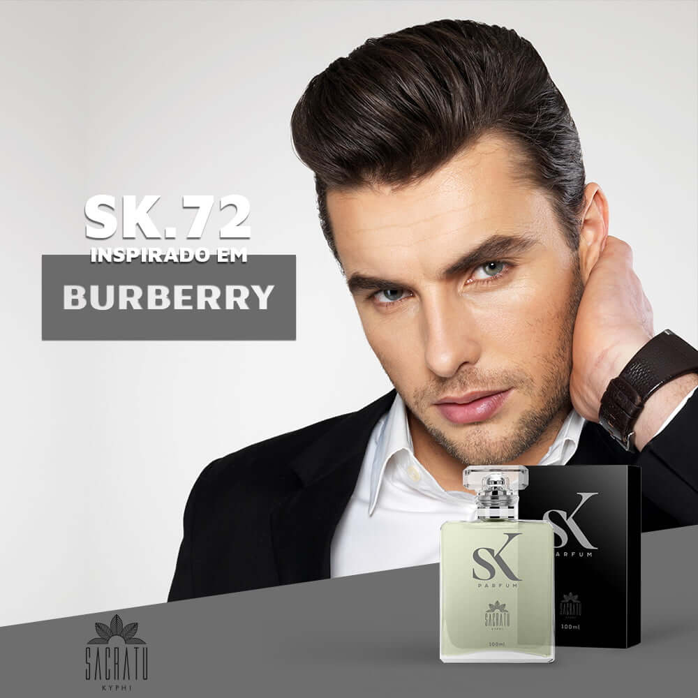 SK 72 Inspirado no Burberry by Burberry