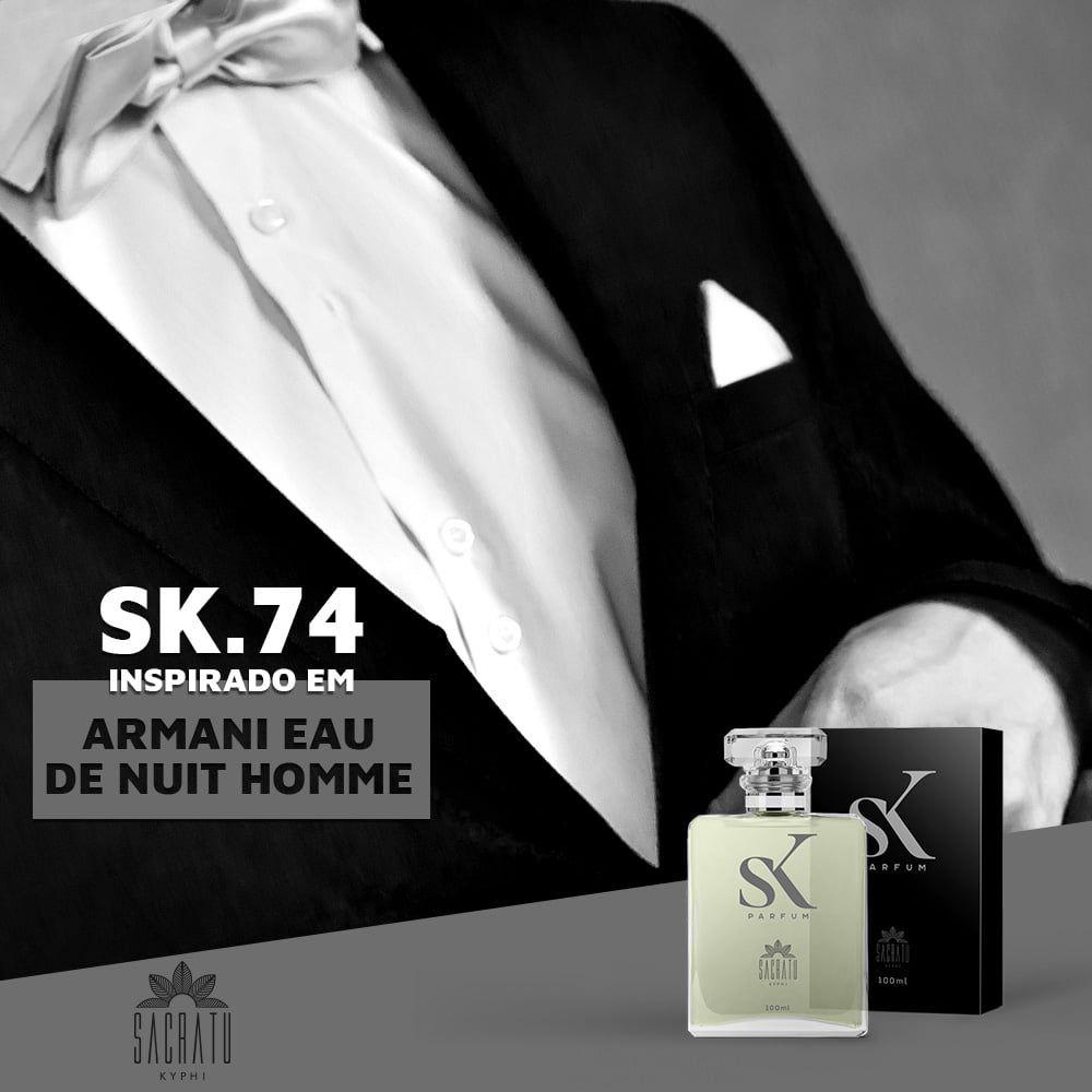 SK 74 Inspirado no Armani Eau de Nuit Homme by Armani