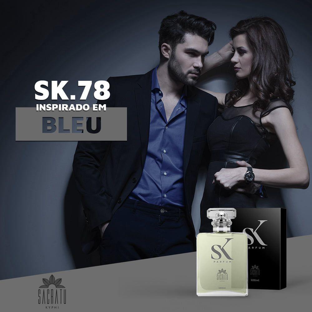 SK 78 Inspirado no Bleu by Chanel