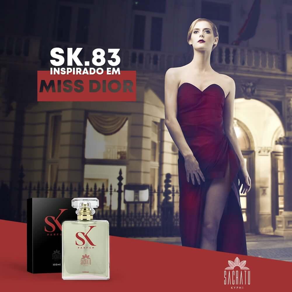 SK 83 Inspirado no Miss Dior by Dior