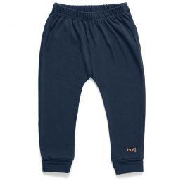Calca Confort Essencial Azul Marinho 2