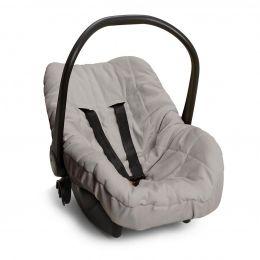 Capa Bebe Conforto Acessórios Cinza
