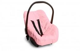 Capa Bebê Conforto Acessórios Rosa Claro