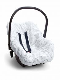 Capa De Bebê Conforto Girafante