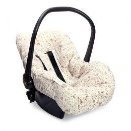 Capa De Bebê Conforto Hora Do Chá