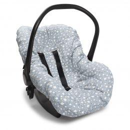 Capa De Bebê Conforto Nuvens De Algodão