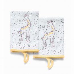 Kit Com 2 Babinhas Girafante