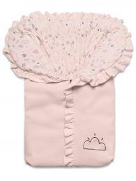 Porta Bebê Névoa Rosa