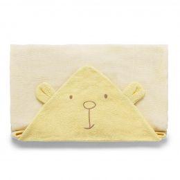 Toalha De Banho Acessorios Amarelo
