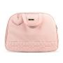 Mala maternidade hug linha Curaçau rosa