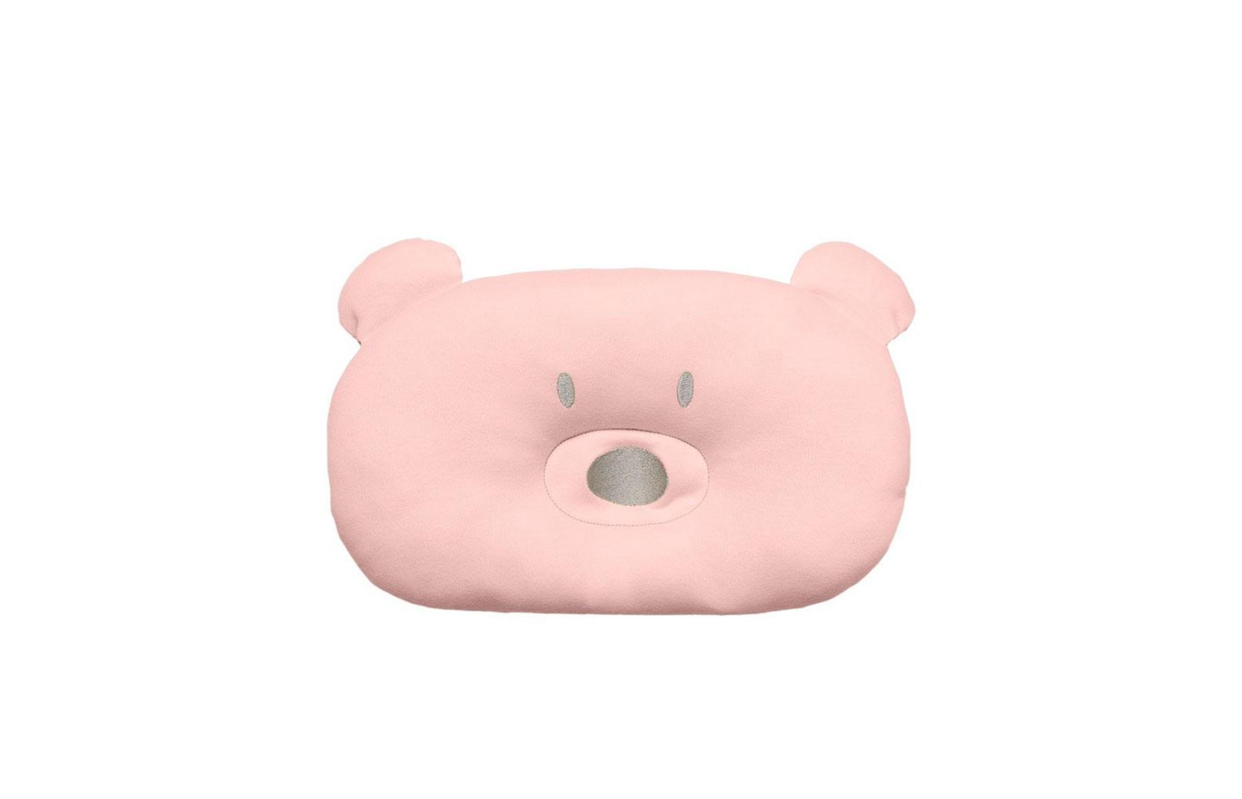 Almofada Urso Acessorios Rosa
