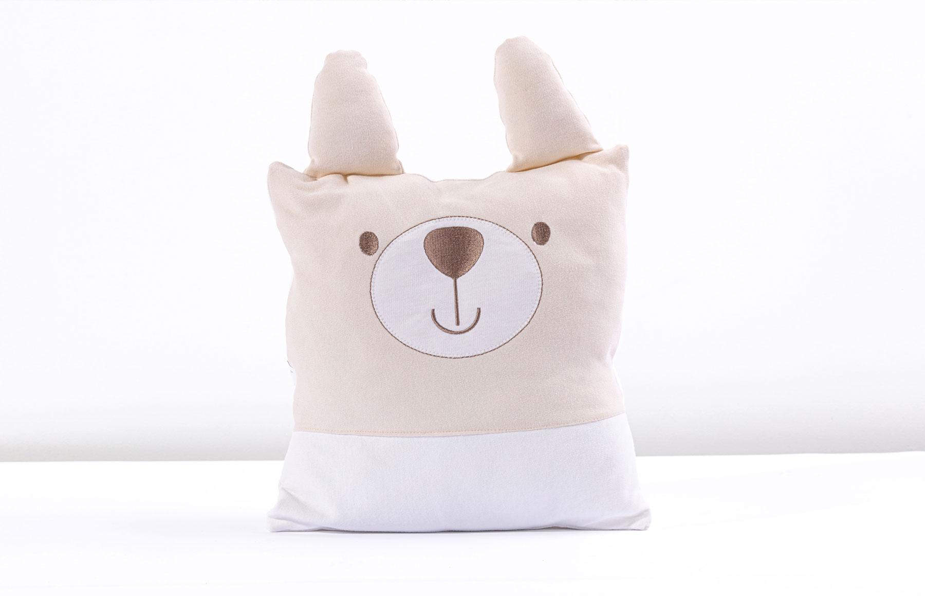 Almofada Urso Quadrada Sonho Encantado