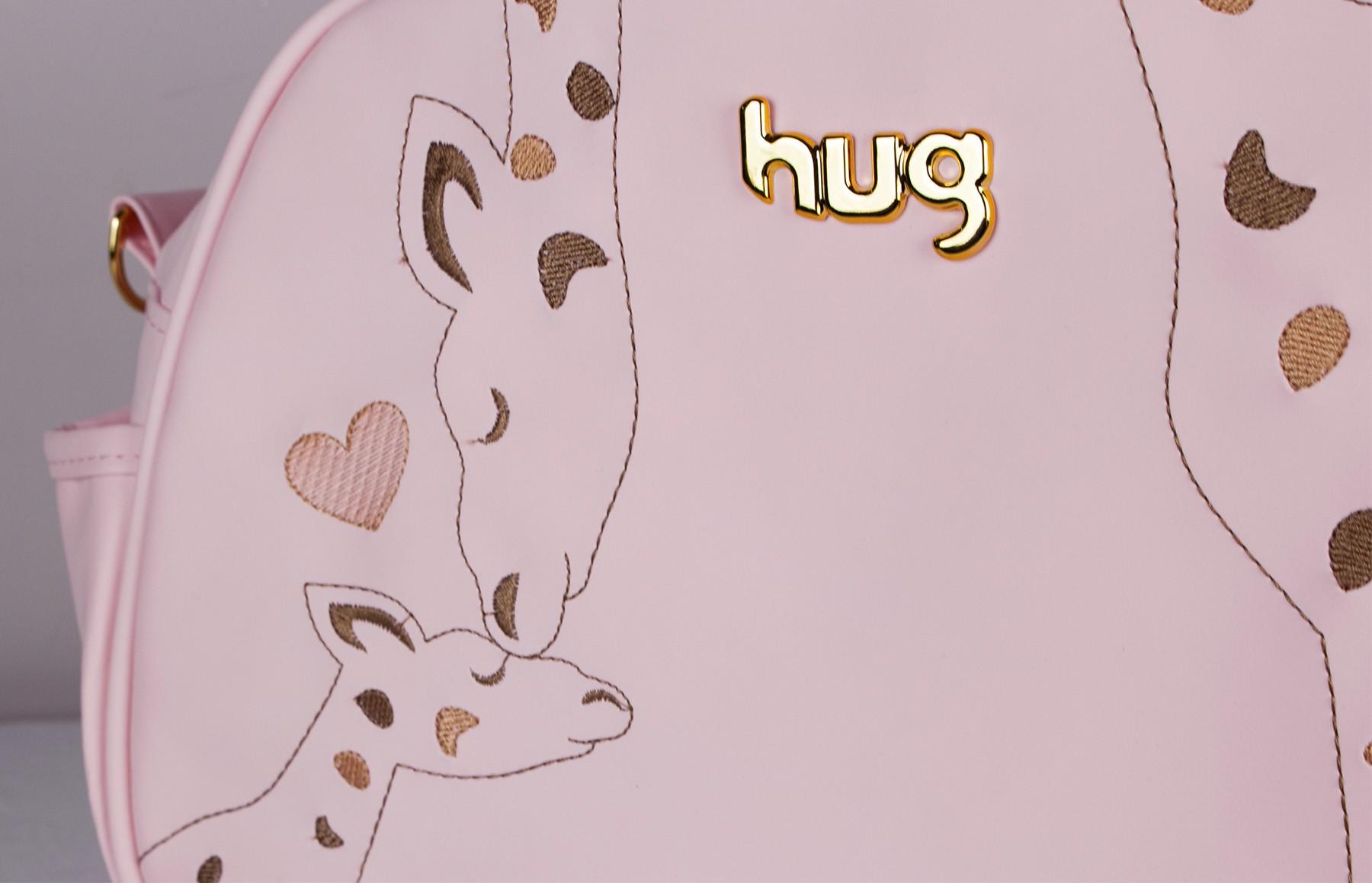 Bolsa Maternidade Média - Linha Amor de Mãe Hug