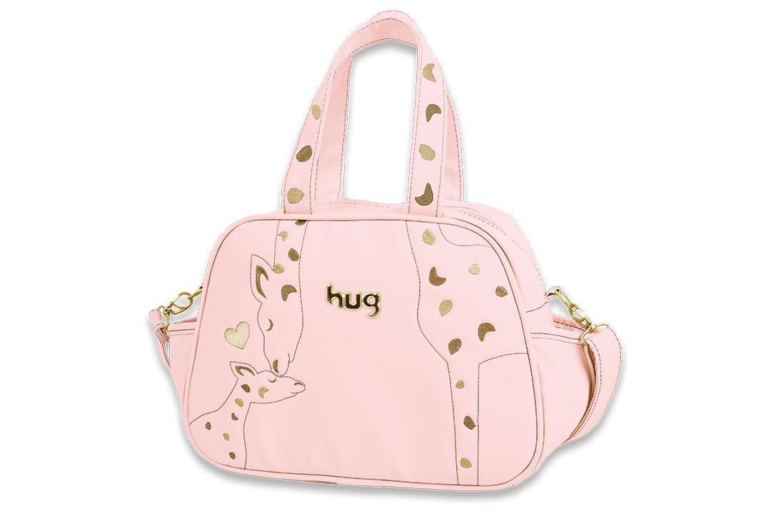 Bolsa Maternidade Grande - Linha Amor de Mãe Hug