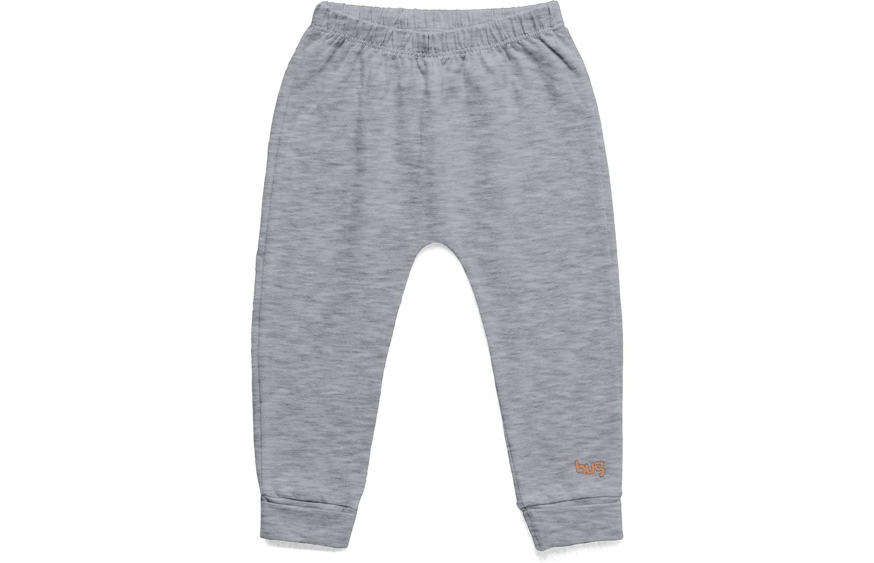 Calça Confort Essencial - Cinza