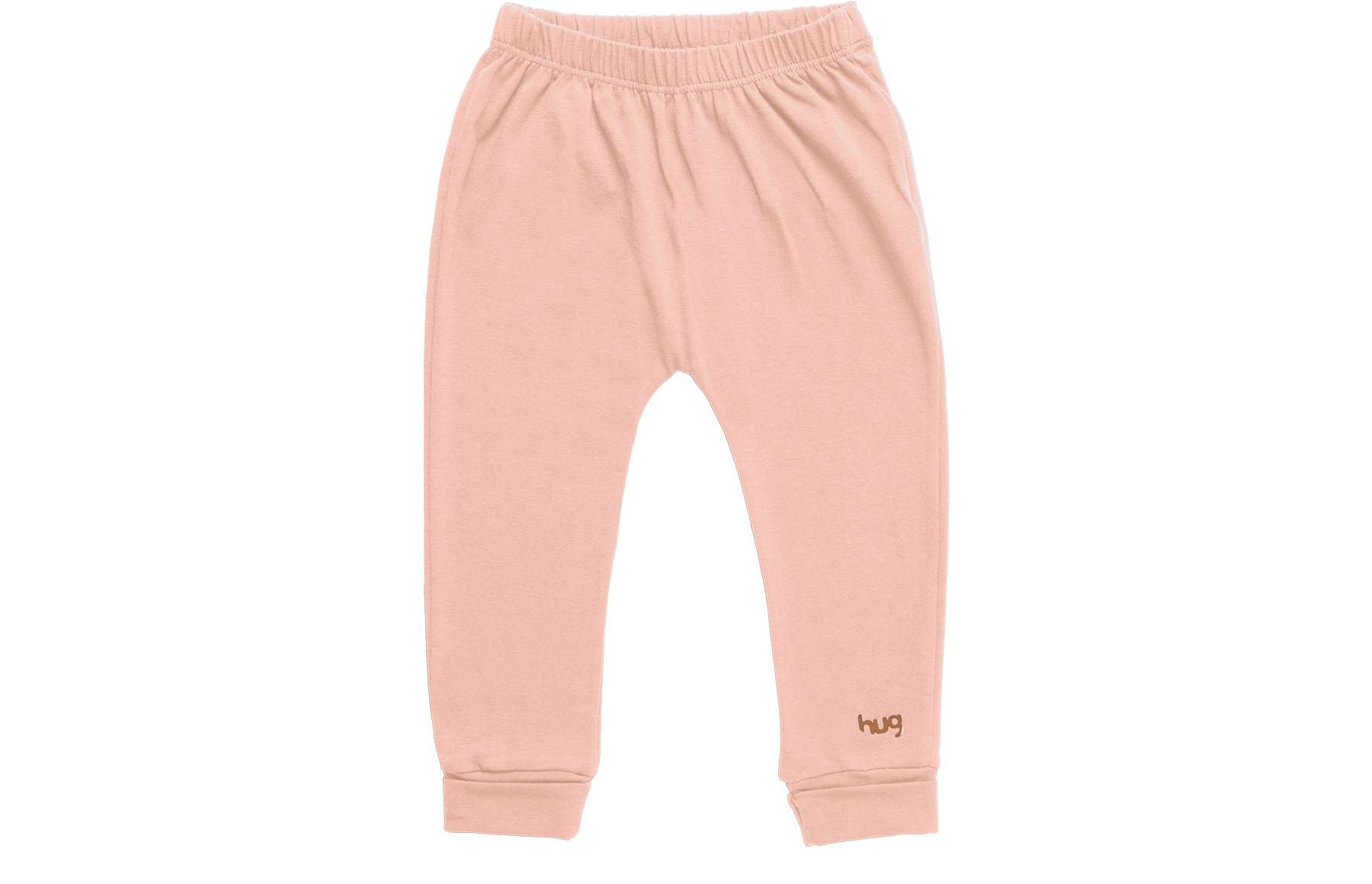 Calça Confort Essencial - Rosa