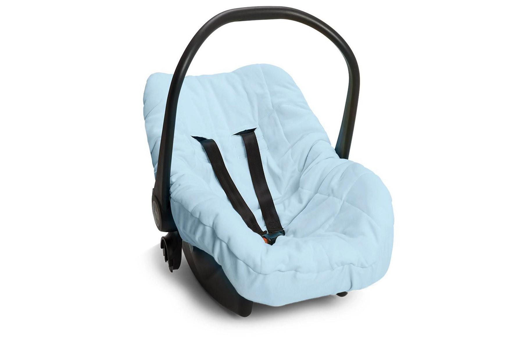 Capa Bebê Conforto Acessórios Azul
