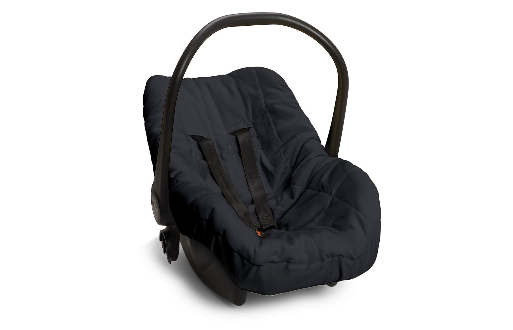 Capa Bebe Conforto Acessorios - Preto