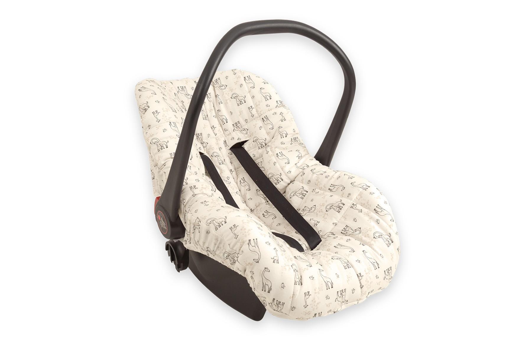 Capa de Bebe Conforto - Linha Amor de Mãe Hug
