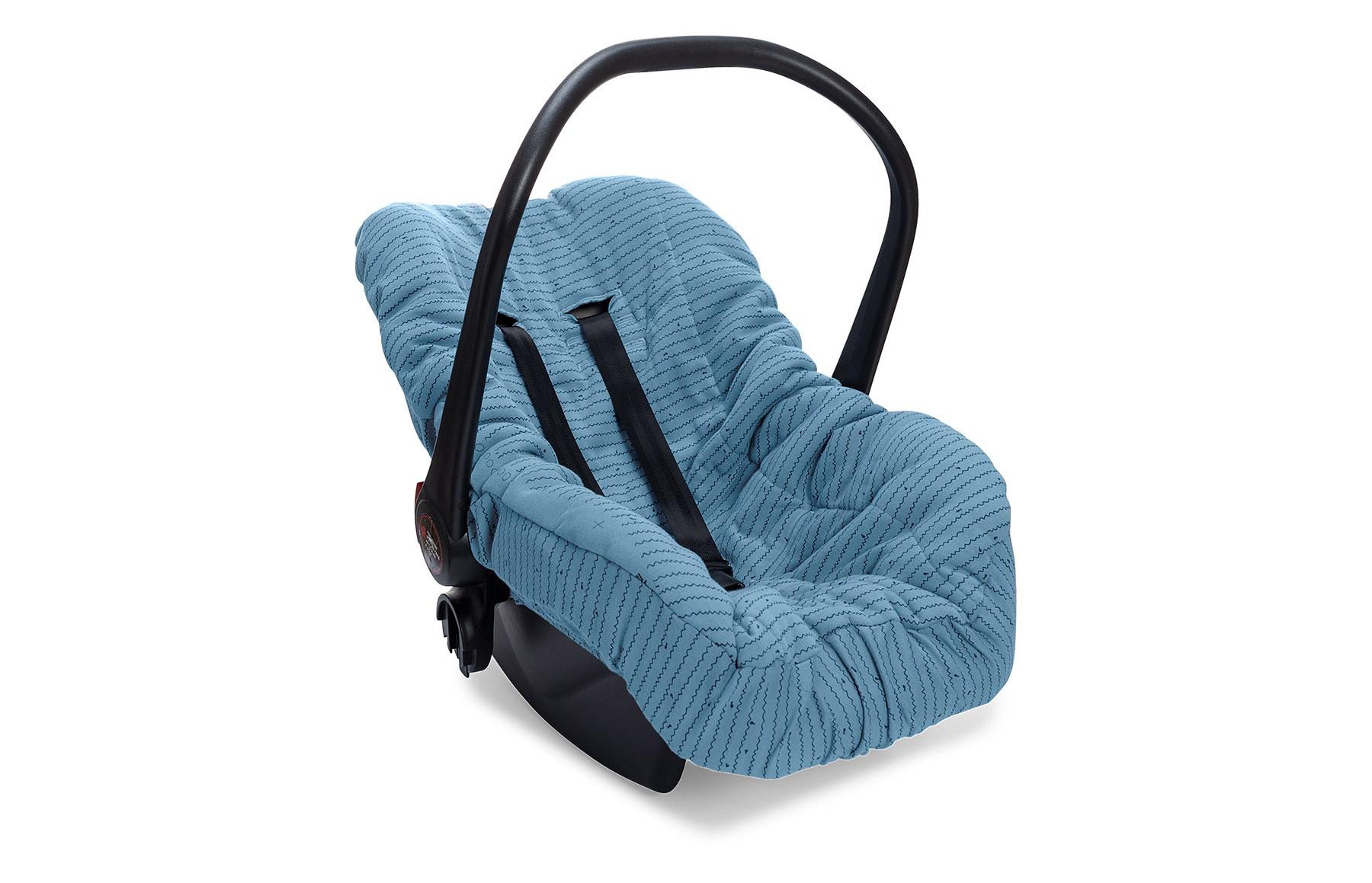 Capa De Bebê Conforto Tesouros Do Mar