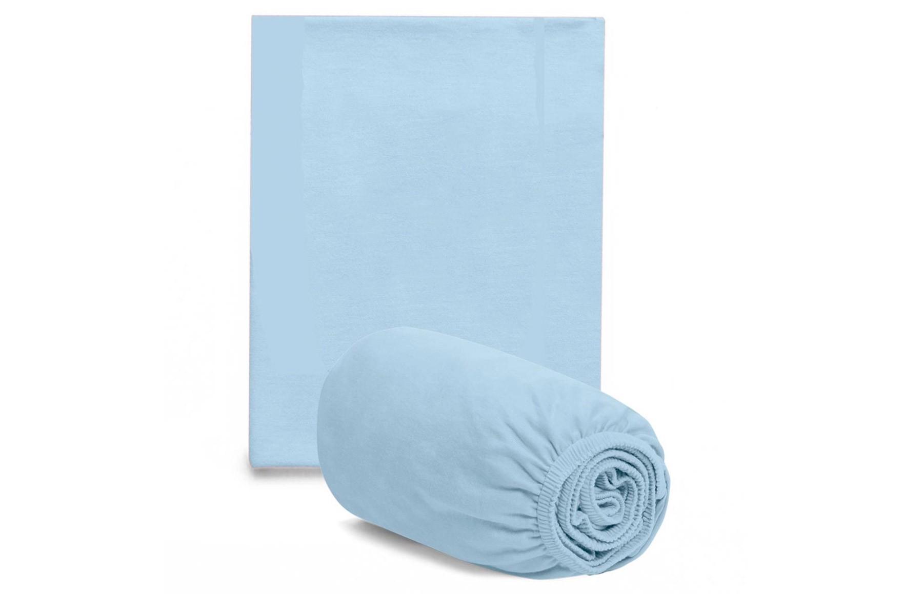 Jogo De Lençol Cama Montessoriana Azul