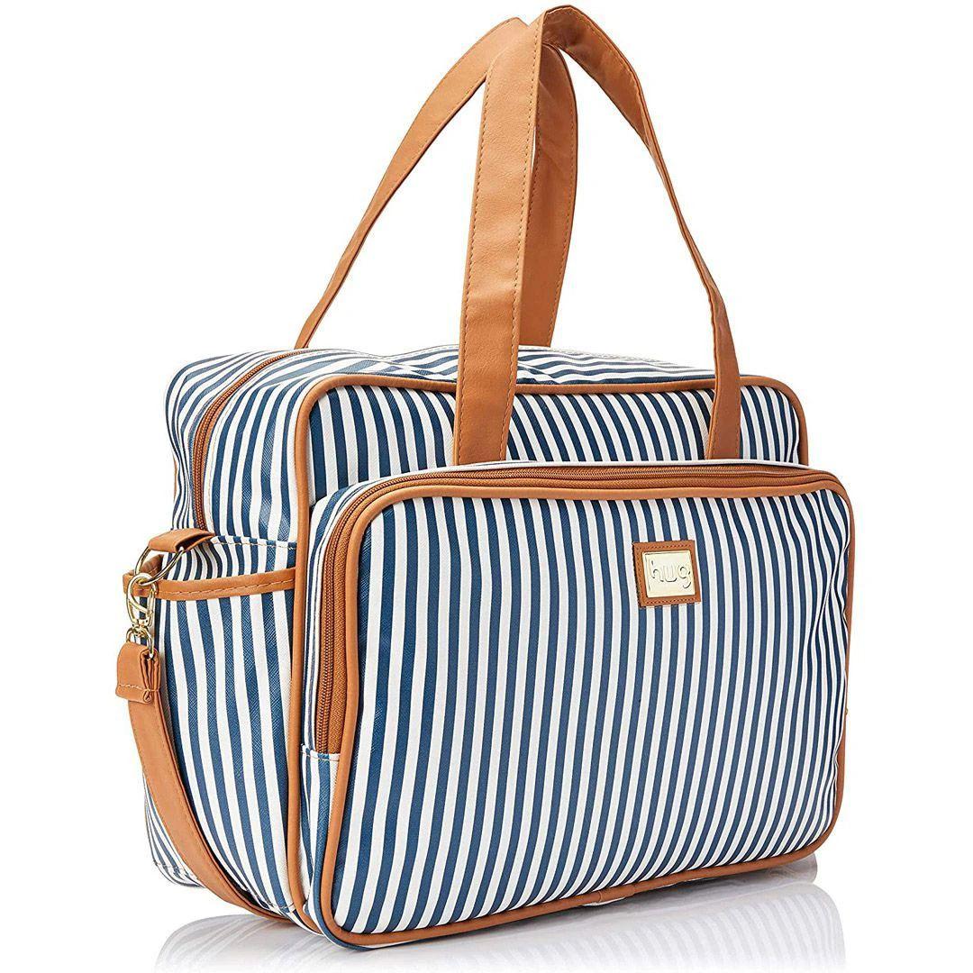 Kit de bolsas 2 peças linha Lollipop cor azul marinho